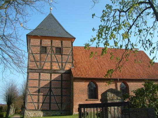 Bienenbüttel - Feldsteinkirche Wichmannsburg