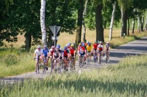 Rennradtour durch die Clenzer Schweiz