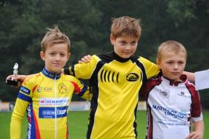 Kalle Kahlstorf - Zweiter Platz in der U11 beim Einzelzeitfahren in Goldenstedt