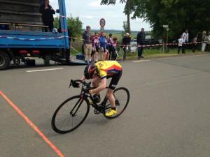 Bosse Kahlstorf sprintet auf Platz vier