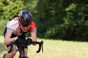 Erste Etappe: Einzelzeitfahren (Foto: Frank Mölders)