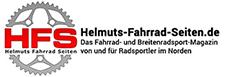 Helmuts Fahrradseiten HFS – Helmuts-Fahrrad-Seiten, das Fahrrad- und Breiten-Radsport-Magazin von und für Radsportler im Norden mit vielen Terminen, Berichten und Bildern.