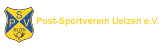 Postsportverein Uelzen e.V. Zu den mehr als zwanzig angebotenen Sportarten werden Übungszeiten und -orte, Ansprechpartner und Informationen aufgeführt.